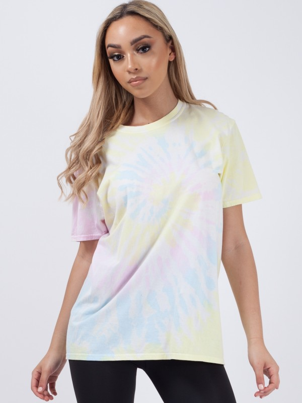 Splash Tie Dye T-Shirt
