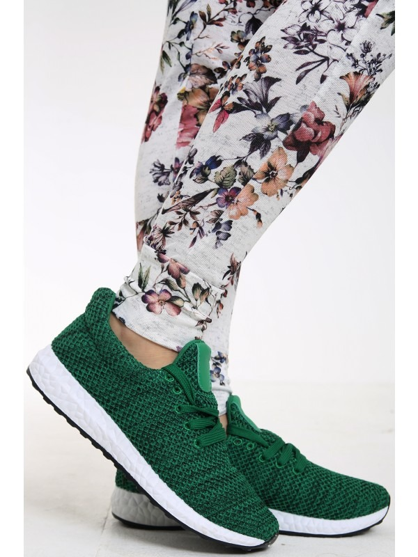 Casual Knitted Trainers Shoes