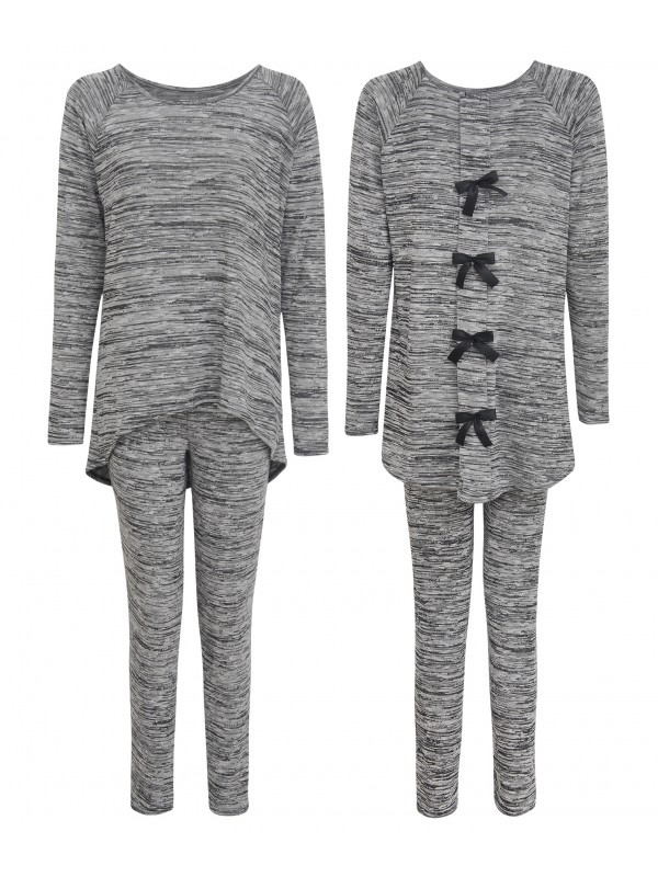 Bow Back Two Piece Lounge Tracksuit
