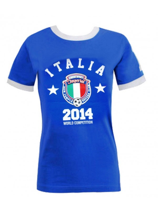World Cup 2014 Italy Football Tshirt
