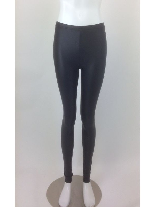 Ex-Chain Store Wet Look Legging