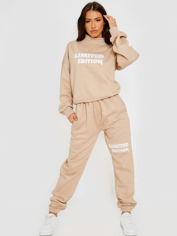 Embroidered Limited Edition Fleece Co-ord