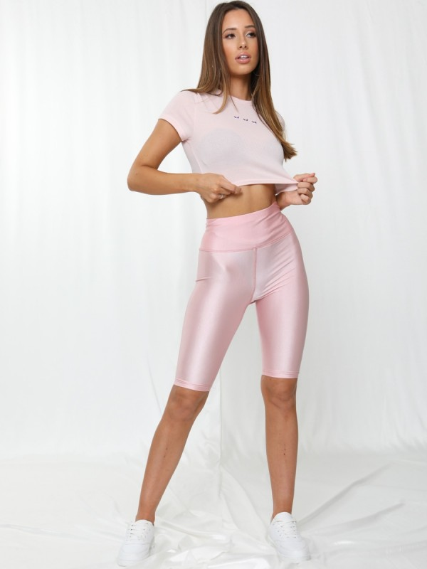 Satin Cycling Shorts