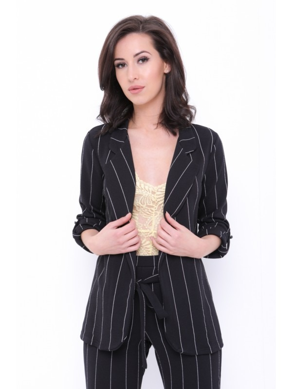 Thin Stripe Blazer