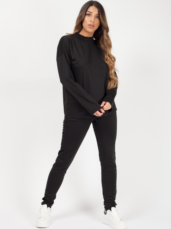 Long Sleeves Loungewear Co-ord