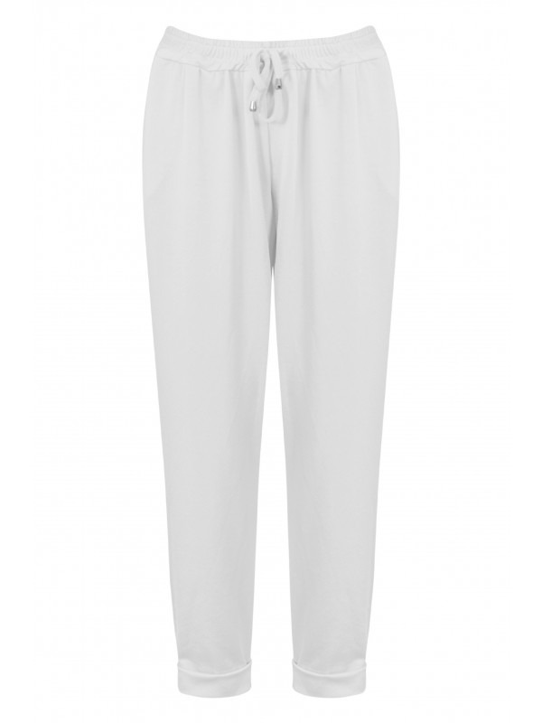 Elasticated Waist Baggy Trousers