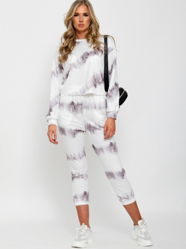 Tie Dye Top & Jogger Co-ord