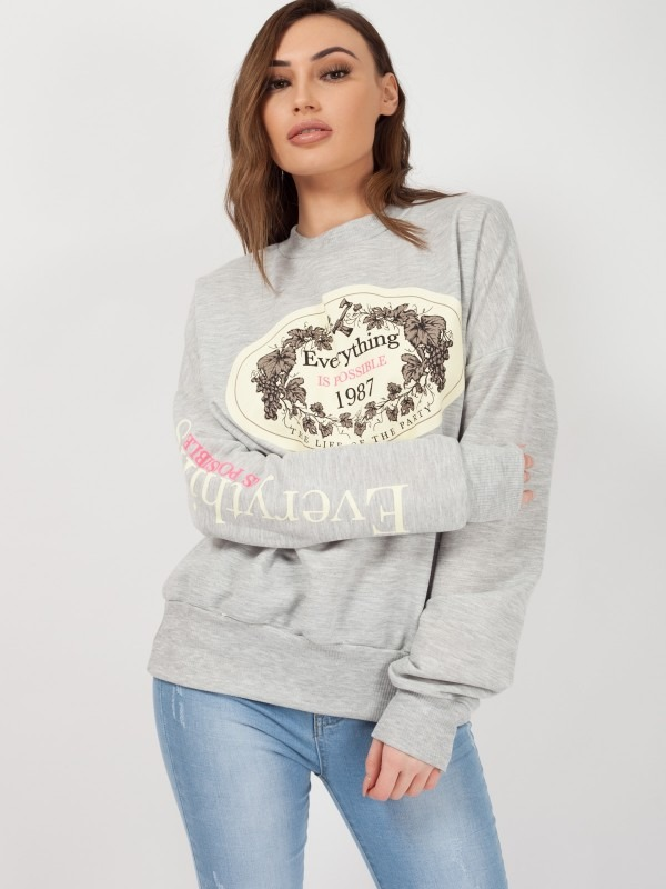 Everything Is Possible Sweatshirt Jumper