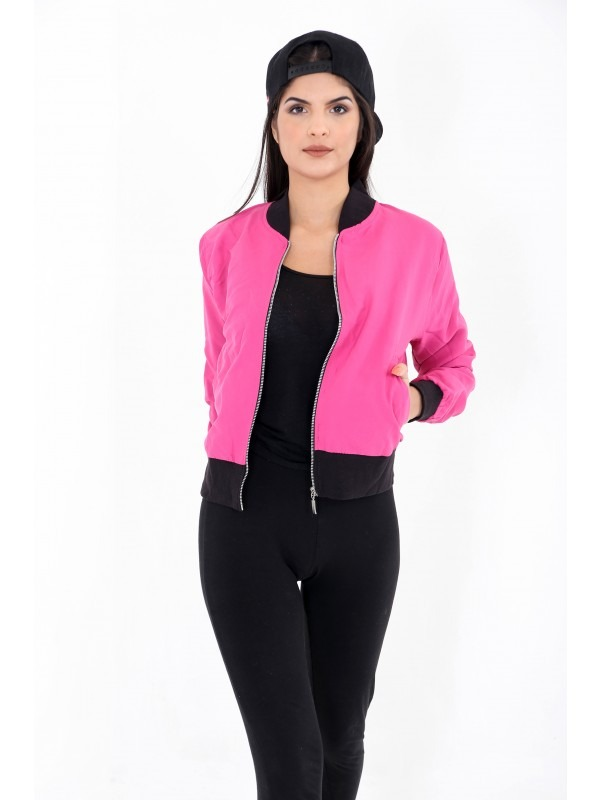 Lightweight Soft Shell Bomber Jacket